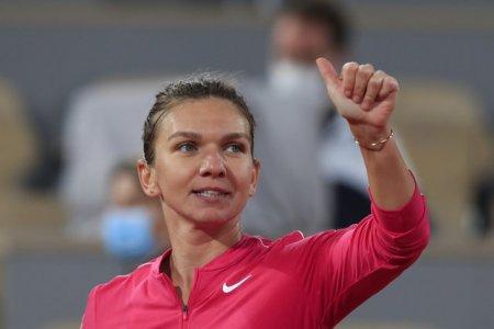 US Open 2021: Simona Halep s-a calificat in turul doi. <span style='background:#EDF514'>ANA BOGDAN</span>, eliminare dramatica