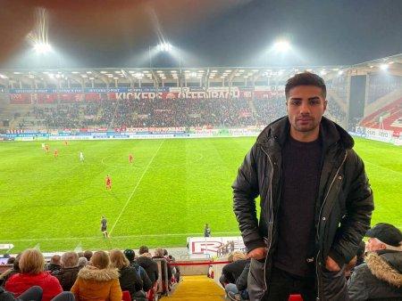 Viata singurului afgan care a jucat fotbal in Romania. Fugit de razboi, neplatit la noi, acum e impresar in Germania
