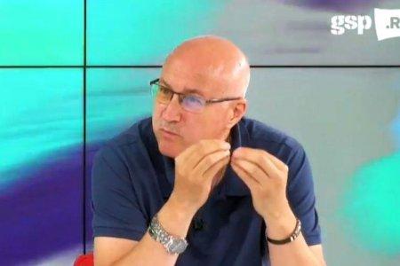 Adrian Florea la GSP Live » Urmareste emisiunea AICI