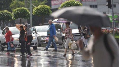 Frig si ploi in luna septembrie. Prognoza meteo pentru urmatoarele patru saptamani