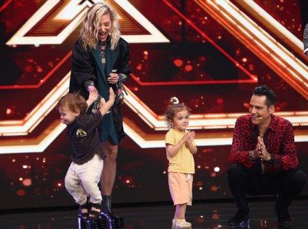 Delia are parte de doza dubla de energie la filmarile X Factor, sezonul 10