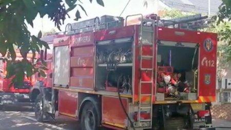 O femeie in stare grava la spital dupa ce a fost incendiata de partenerul de viata. Barbatul i-a dat foc de nervi, in Galati