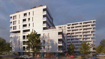 Alusystem livreaza tamplarie din aluminiu in valoare de aproximativ 600.000 de euro pentru proiectul rezidential Art City, dezvoltat de Bog and #39;Art