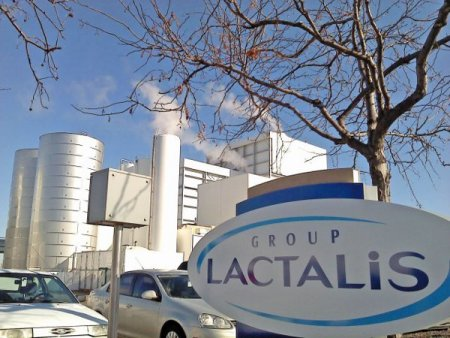 Lactalis, producatorul brandurilor Albalact, <span style='background:#EDF514'>COVALACT</span> si Dorna Lactate, vrea sa reduca timpii de livrare spre magazine
