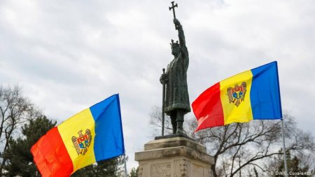Republica Moldova sarbatoreste Limba noastra cea romana