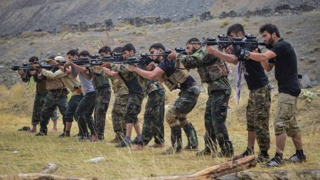 Luptele au reizbucnit in Valea Panjshir, ultimul bastion anti-taliban din Afganistan