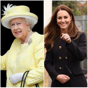 Lovitura totala pentru Kate <span style='background:#EDF514'>MIDDLE</span>ton! Regina Elisabeta a exclus-o pe sotia Printului William