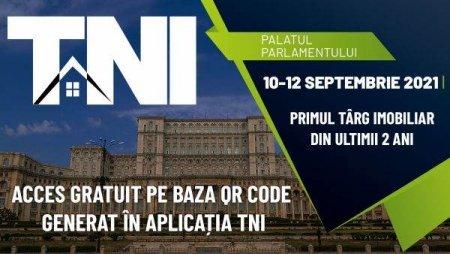 Prima editie a Targului National Imobiliar TNI organizata in ultimii 2 ani incepe vineri, 10 septembrie