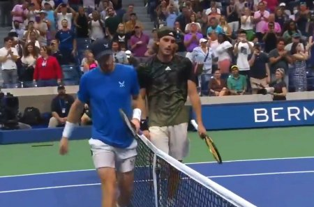 Stefanos Tsitsipas, inamicul nr. 1 la US Open » Murray: S-a dus tot respectul + Kyrgios: Vreau si eu sa ma c*c