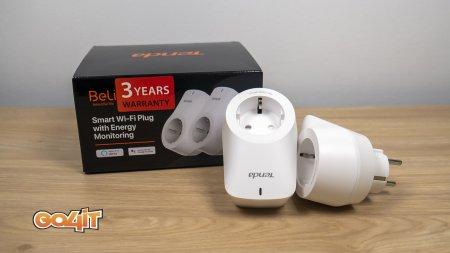 Tenda Beli Smart Wi-Fi Plug SP-9 (2-Pack): prize inteligente usor de folosit