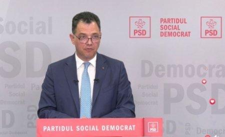Radu Oprea (PSD): <span style='background:#EDF514'>TABLOU</span>l e cumplit, eu de acest Guvern de povestitori m-am saturat