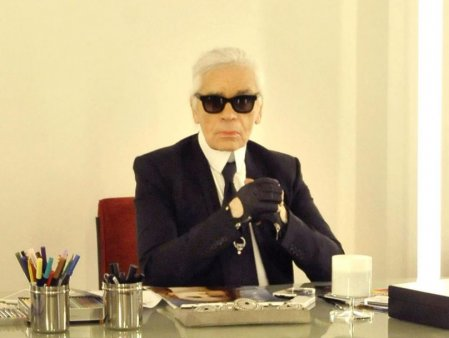 Karl Lagerfeld, subiectul unui serial dramatic