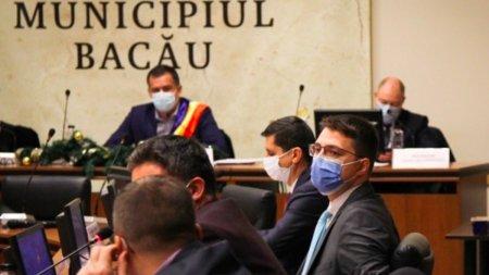 Scandal la USR PLUS Bacau: Primarul Viziteu l-a lasat fara atributii pe viceprimar, colegul sau de partid