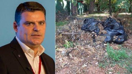 Radu Tudor critica indiferenta lui Nicusor Dan fata de Parcul Herastrau: Aceeasi jale din ultimii 5 ani