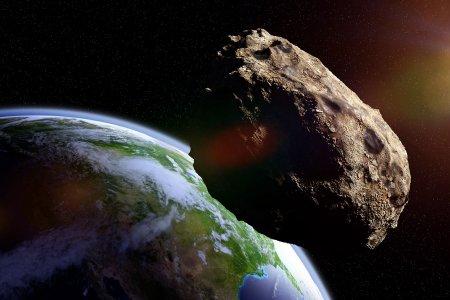 Anuntul momentului de la NASA! Un asteroid urias va intra pe orbita Pamantului