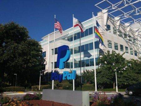 SURSE CITATE DE CNBC: PayPal analizeaza lansarea unei platforme de tranzactionare a actiunilor