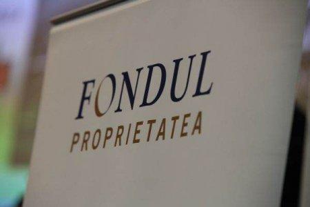 PENTRU PRIMA JUMATATE A ANULUI Fondul Proprietatea raporteaza un profit de 1,8 miliarde lei