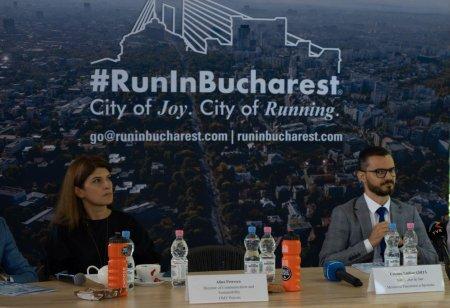 <span style='background:#EDF514'>OMV PETROM</span> Bucharest Half Marathon are loc in Bucuresti in acest weekend. Sunt asteptati 7.000 de alergatori