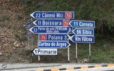 VIDEO Cum a scapat Romania de singurul Drum National neasfaltat