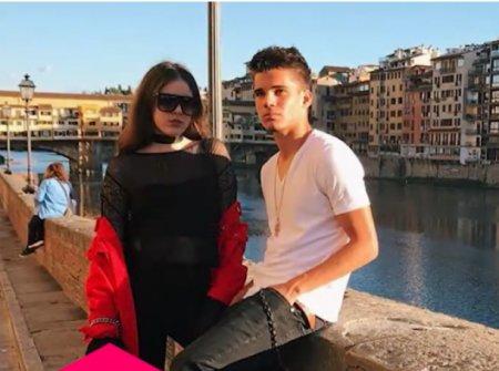 Elena Tanase, iubita lui <span style='background:#EDF514'>IANIS HAGI</span>, a provocat un accident in Scotia cu masina fotbalistului. O tanara a ajuns la spital