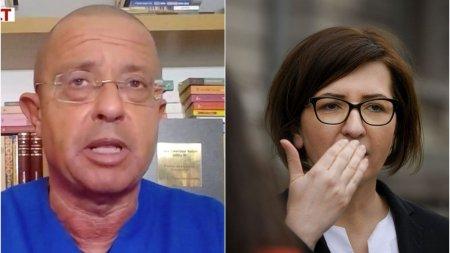 Dr. TudorCiuhodaru: Este dovedit ca vaccinatii se pot infecta si pot transmite boala, poate aude si doamna de la Ministerul Sanatatii