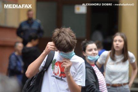 Noul an scolar. Scenariile care se aplica atunci cand apare un caz de infectare cu SARS-CoV-2 in clasa