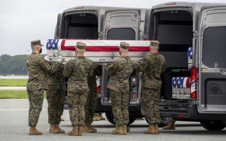 Mama unui soldat american mort in atacul <span style='background:#EDF514'>ISIS</span>-K, mesaj sfasietor pentru presedintele SUA: Biden si-a dat ochii peste cap