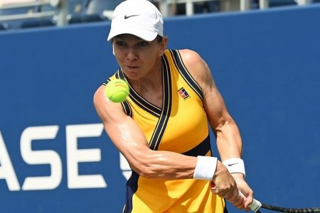 Simona Halep - Kristina Kucova, in turul II la US Open » Ora de start + ce a spus Halep despre problemele fizice