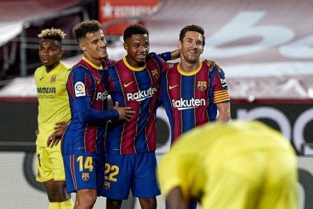 Barcelona a ales noul succesor al lui Messi » Fotbalistul care va prelua tricoul cu numarul 10