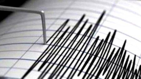 Un cutremur cu magnitudinea de 4,2 grade s-a produs azi in Romania
