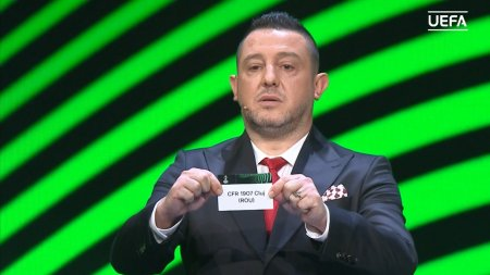 Programul campioanei CFR Cluj in Conference League