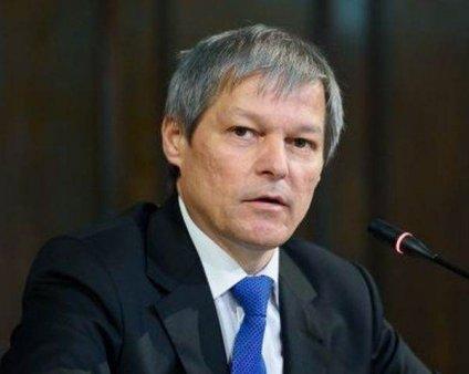 DACIAN CIOLOS: 'Ministrii USR-PLUS se vor retrage din Guvern daca nu se respecta solicitarile noastre'