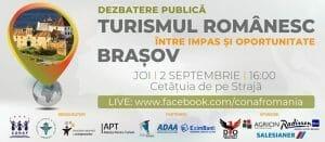 Turismul romanesc: intre impas si oportunitate- dezbatere publica care pune accent pe solutiile de revenire a turismului in era post-pandemie
