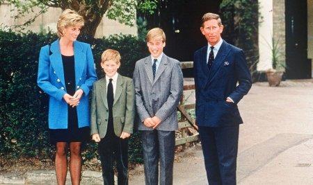 Printesa Diana planuia sa se mute in <span style='background:#EDF514'>CALIFORNIA</span> cu William si Harry. Visa chiar si la o cariera la Hollywood