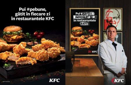 (P) De la miturile de pe net, la o campanie #pebune: KFC <span style='background:#EDF514'>FRESH</span>ly Prepared
