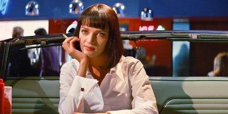 Cum arata Uma Thurman fara <span style='background:#EDF514'>MACHIAJ</span> la 51 ani. Fanii nu au recunoscut-o