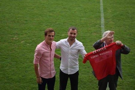 Rezultat ireal in fotbalul romanesc! Formatia antrenata de Costin Lazar a marcat 21 de goluri in prima etapa