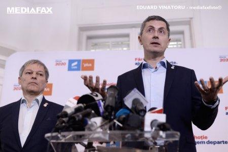 NEWS ALERT USR PLUS boicoteaza sedinta de guvern in care Florin Citu vrea adoptarea programului