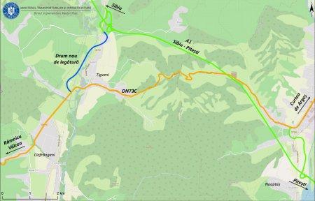 Ministrul Transporturilor: Patru oferte au fost depuse pentru proiectarea drumului de legatura Ramnicu Valcea - A1