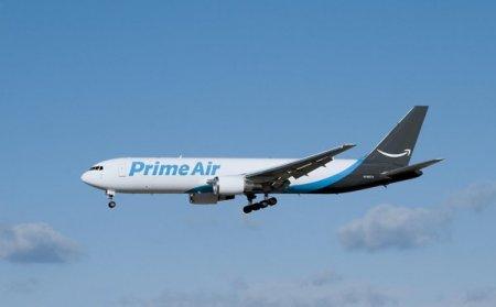 Cum isi mentine Amazon dominanta in America: Gigantul realizeaza 164 de zboruri zilnice pentru a transporta m<span style='background:#EDF514'>ARFA</span> de-a lungul tarii si ameninta o industrie condusa pana acum de companii precum FedEx si UPS