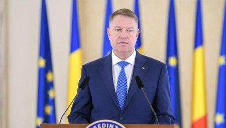 Iohannis, despre criza Guvernamentala: Partidele sa dea dovada de maturitate si responsabilitate