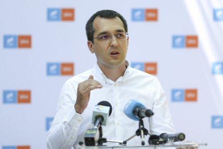 Vlad Voiculescu, atac dur la adresa lui Florin Citu: Asa nu poate functiona o coalitie