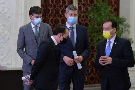Ce prevederi din protocolul coalitiei a incalcat premierul Citu prin revocarea  ministrului USR PLUS al Justitiei
