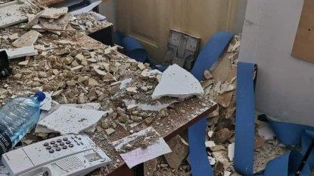Mesaj al politistilor de la Sectia 3 din Bucuresti catre ministrul de Interne. Raportam: Ne cade tavanul in cap