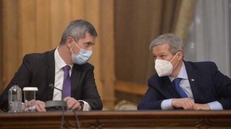 USR PLUS va sustine o motiune de cenzura impotriva premierului Florin Citu: A aruncat tara in criza politica!