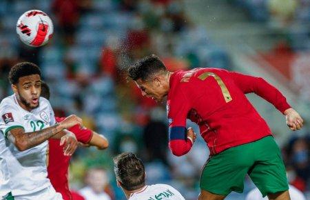 Un nou record pentru Cristiano Ronaldo: a devenit cel mai bun marcator din istorie la nivel de nationale
