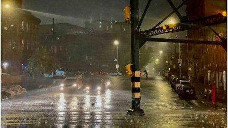New York declara stare de urgenta din cauza uraganului Ida