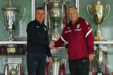 CFR Cluj l-a reangajat pe omul cu care Dan Petrescu s-a certat public anul trecut » Ce post va ocupa