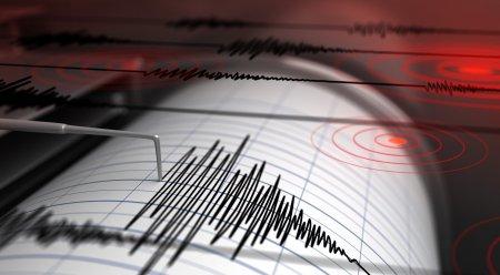 Cutremur puternic in aceasta dimineata! Unde a avut loc