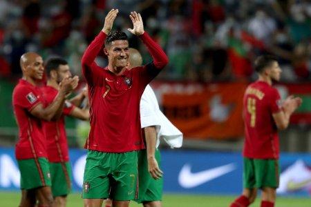 Ronaldo a intrat in istoria fotbalului cu cele doua goluri marcate in poarta Irlandei: E inca un record pentru muzeul meu